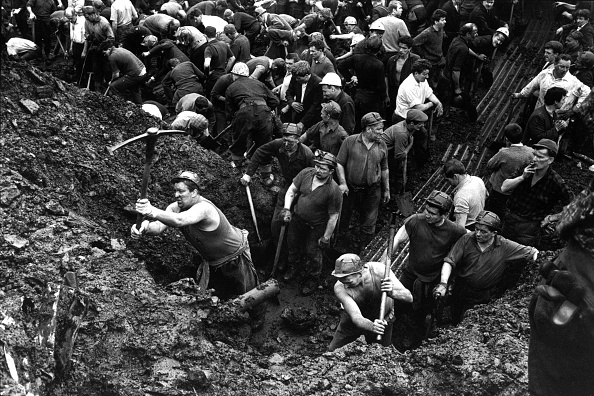 Accidents and Disasters「Aberfan Disaster」:写真・画像(13)[壁紙.com]