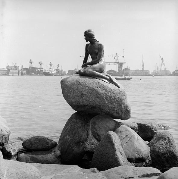 Copenhagen「Little Mermaid」:写真・画像(2)[壁紙.com]