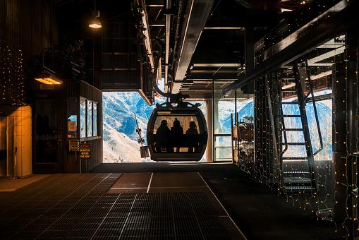 スノーボード「テルライド スキー リゾート ゴンドラ」:スマホ壁紙(17)