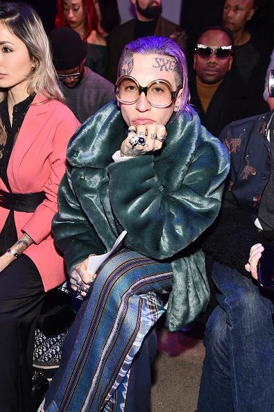 ニューヨークファッションウィーク「Afffair - Front Row - February 2019 - New York Fashion Week: The Shows」:写真・画像(15)[壁紙.com]