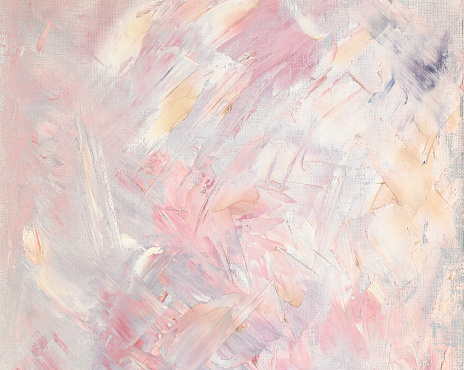 Oil Painting「Painting detail」:スマホ壁紙(17)
