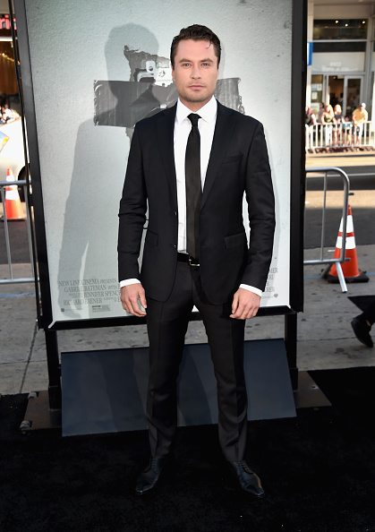 "One Man Only「Premiere Of New Line Cinema's ""Lights Out"" - Arrivals」:写真・画像(2)[壁紙.com]"