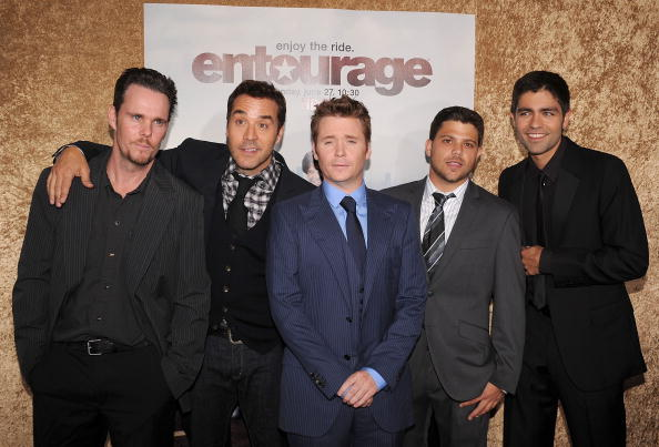 "HBO「Premiere Of HBO Original Series' ""Entourage"" Season 7 - Arrivals」:写真・画像(16)[壁紙.com]"