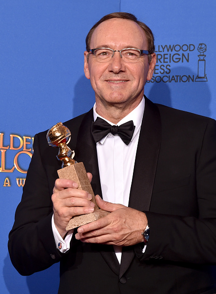 The Beverly Hilton Hotel「72nd Annual Golden Globe Awards - Press Room」:写真・画像(17)[壁紙.com]
