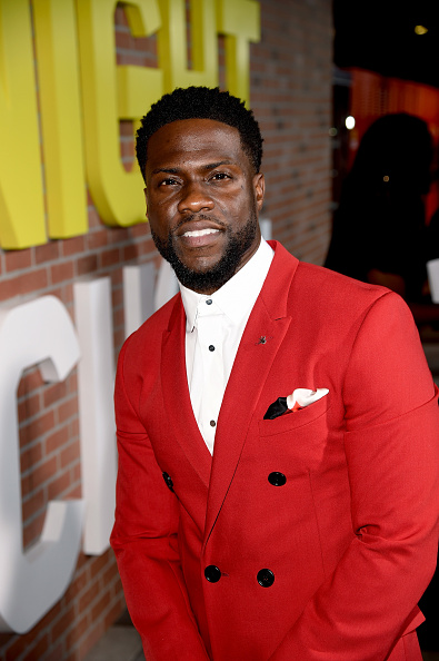 """Kevin Hart - Actor「Premiere Of Universal Pictures' """"Night School"""" - Red Carpet」:写真・画像(19)[壁紙.com]"""