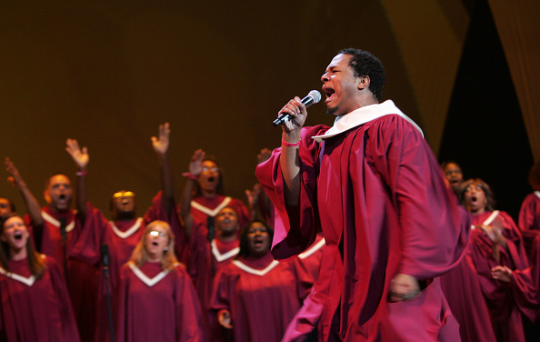 Choir「Verizon Wireless How Sweet the Sound National Gospel Competition」:写真・画像(3)[壁紙.com]