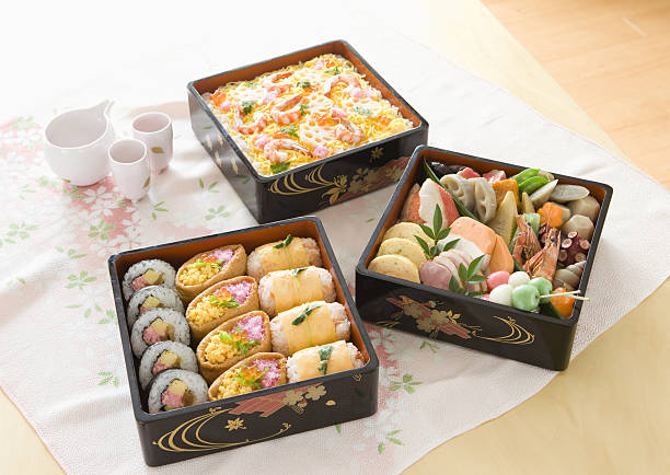 Flower viewing boxed lunch:スマホ壁紙(壁紙.com)