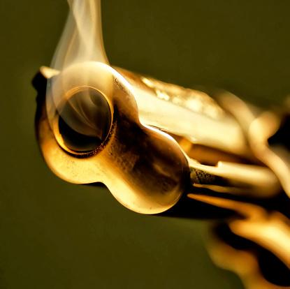 Bang「Smoking Gun」:スマホ壁紙(8)