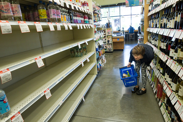 Natalie Behring「City Officials Urge Portland Residents To Boil Water After E. Coli Found In Water Tests」:写真・画像(7)[壁紙.com]