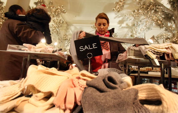 Retail「Holiday Season In Full Swing Around New York City」:写真・画像(15)[壁紙.com]