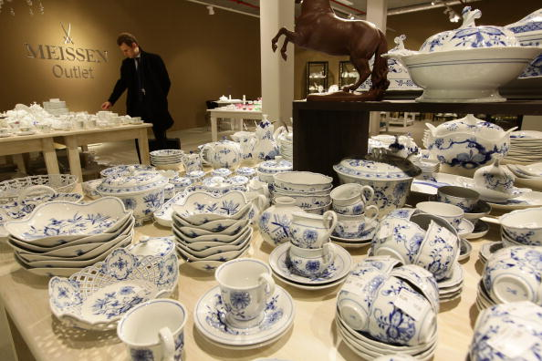 Crockery「Meissen Celebrates 300 Years Of Famous Porcelain」:写真・画像(5)[壁紙.com]
