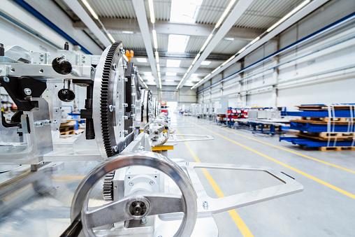 ������「Machine on factory shop floor」:スマホ壁紙(6)