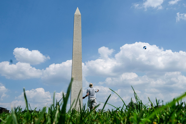 The Mall - Washington DC「Dangerous Heat Wave Grips Two-Thirds Of The Nation」:写真・画像(4)[壁紙.com]