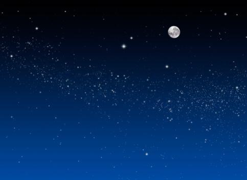 Moon「Generic Starfield」:スマホ壁紙(18)
