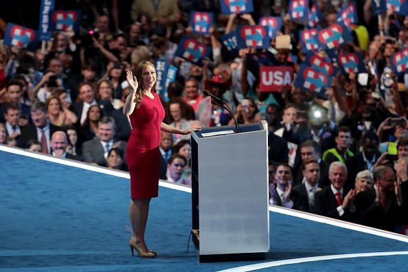 Drew Angerer「Democratic National Convention: Day Four」:写真・画像(14)[壁紙.com]