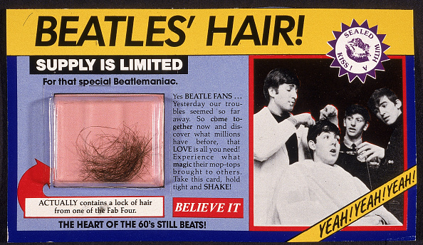 Hairstyle「Beatles' Hair」:写真・画像(8)[壁紙.com]