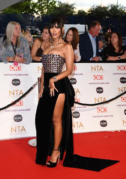 National Television Awards「National Television Awards 2021 - Red Carpet Arrivals」:写真・画像(0)[壁紙.com]
