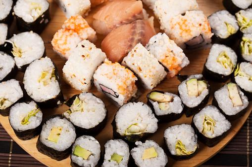 persimmon「Sushi fuyu」:スマホ壁紙(18)