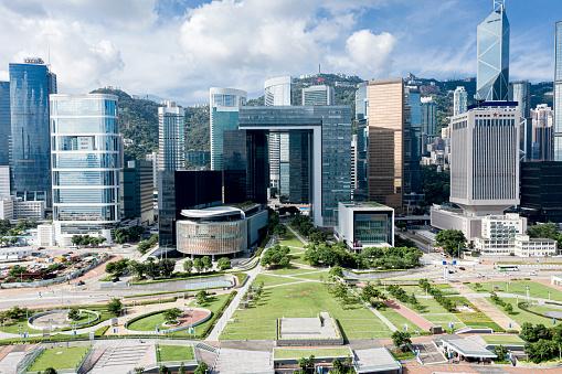 Election「Admiralty District, Hong Kong」:スマホ壁紙(9)