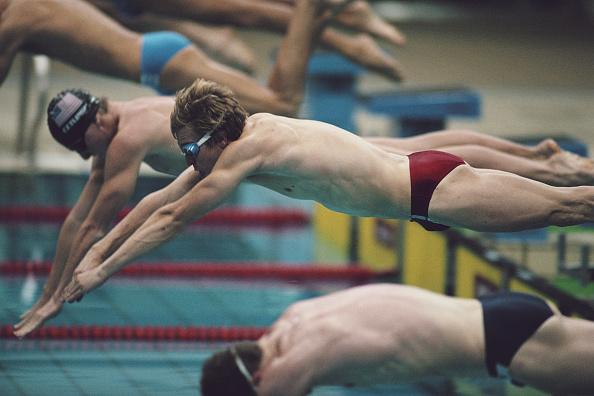 Swimming「XXIV Olympic Summer Games」:写真・画像(18)[壁紙.com]