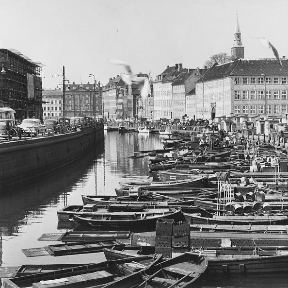 Copenhagen「Copenhagen Canal」:写真・画像(17)[壁紙.com]