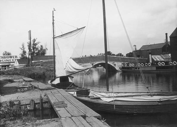 Norfolk Broads「Boats At Wroxham」:写真・画像(14)[壁紙.com]