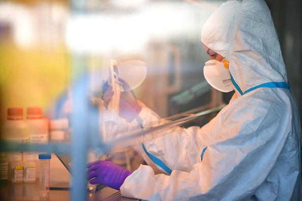 Laboratory「Meat Processing Plants Start Nationwide Covid-19 Testing Following Outbreak」:写真・画像(8)[壁紙.com]