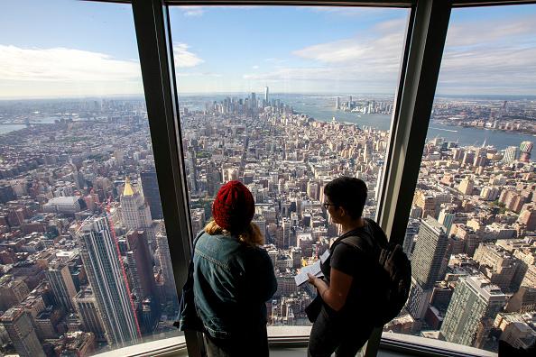 Tourism「Empire State Building Unveils Renovated 102nd Floor Observatory」:写真・画像(8)[壁紙.com]
