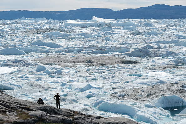 トピックス「Western Greenland Hit By Unseasonably Warm Weather」:写真・画像(13)[壁紙.com]
