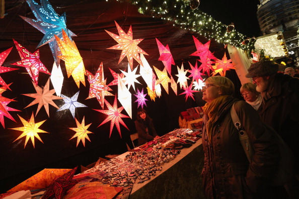 Christmas Decoration「Christmas Markets Open Across Germany」:写真・画像(13)[壁紙.com]