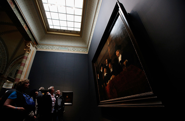 North Holland「Rijksmuseum Opens After Extensive Reconstruction」:写真・画像(12)[壁紙.com]