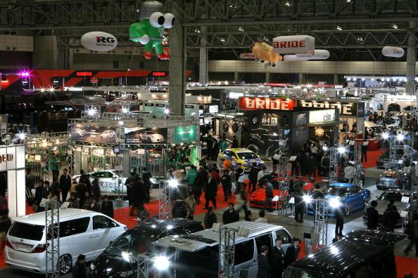 Tokyo Auto Salon「Tokyo Auto Salon 2009 Take Place In Chiba」:写真・画像(13)[壁紙.com]
