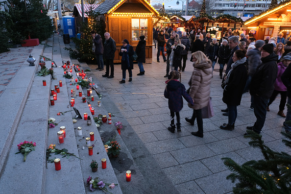 2016 Berlin Christmas Market Attack「Christmas Atmosphere And Shopping In Berlin」:写真・画像(12)[壁紙.com]