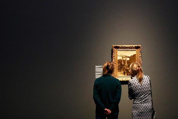 Painting - Art Product「Matthijs Maris & Johan Maelwael Rijksmuseum Exhibition」:写真・画像(4)[壁紙.com]