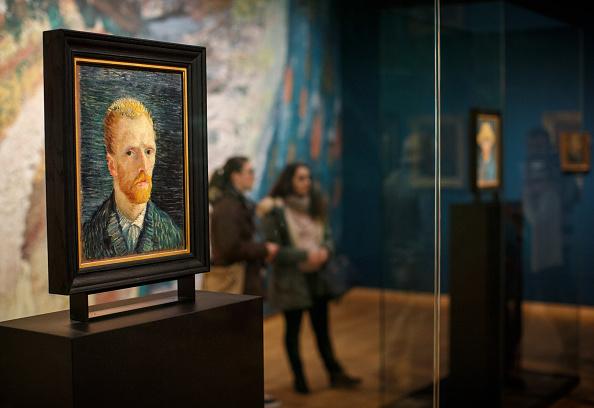 アート「The Vincent Van Gogh Museum Launch Their New Presentation Of The Artist's Works」:写真・画像(9)[壁紙.com]