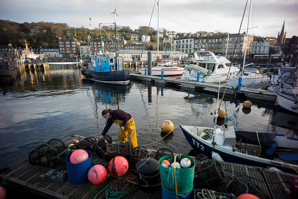Fisherman「Scottish Island Of Bute Prepares To Welcome Syrian refugee families」:写真・画像(11)[壁紙.com]