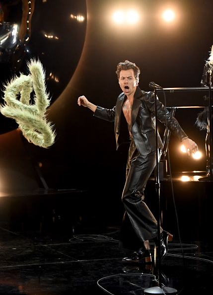 Harry Styles「63rd Annual GRAMMY Awards – Telecast」:写真・画像(8)[壁紙.com]