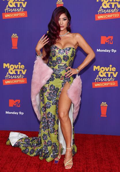 Vertical「2021 MTV Movie & TV Awards: UNSCRIPTED - Arrivals」:写真・画像(16)[壁紙.com]