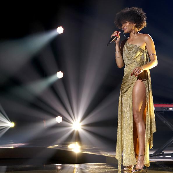 サイハイスリット「ESSENCE Black Women In Hollywood Awards - Show」:写真・画像(6)[壁紙.com]
