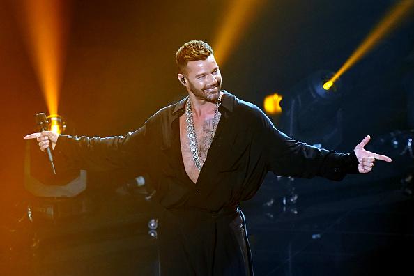 Ricky Martin「The 21st Annual Latin GRAMMY Awards - Show」:写真・画像(12)[壁紙.com]