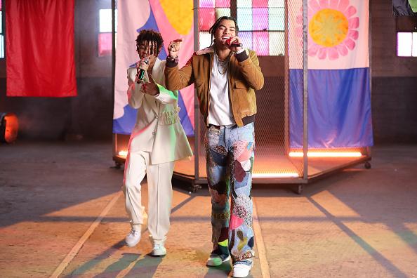 Rich Fury「MTV EMA 2020 - Pre-Game」:写真・画像(0)[壁紙.com]