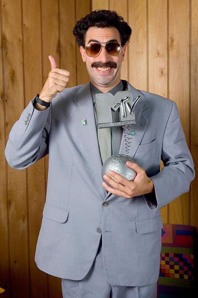 エンタメ総合「Sacha Baron Cohen Announced As Host Of MTV Europe Music Awards 2005」:写真・画像(1)[壁紙.com]