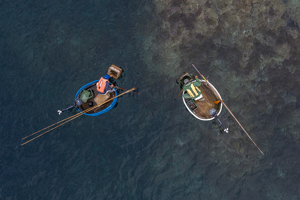 Octopus「The Tub Boat Fishermen Of Sado Island」:写真・画像(17)[壁紙.com]