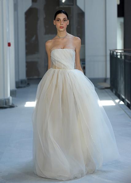 Wedding Dress「Museum of Fine Clothing - Runway- Mercedes-Benz Fashion Week Istanbul - October 2020」:写真・画像(11)[壁紙.com]