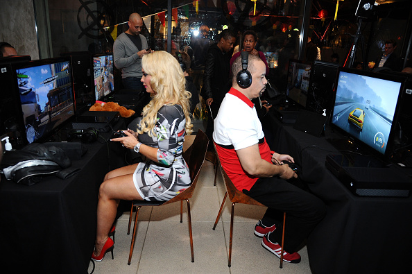 Ice-T「Xbox VIP Gaming Event」:写真・画像(12)[壁紙.com]