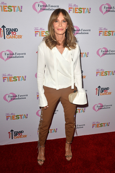 Jaclyn Smith「The Farrah Fawcett Foundation's Tex-Mex Fiesta - Arrivals」:写真・画像(3)[壁紙.com]