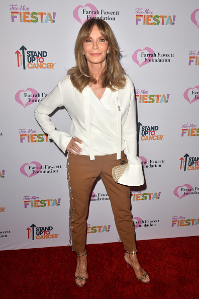 Jaclyn Smith「The Farrah Fawcett Foundation's Tex-Mex Fiesta - Arrivals」:写真・画像(16)[壁紙.com]