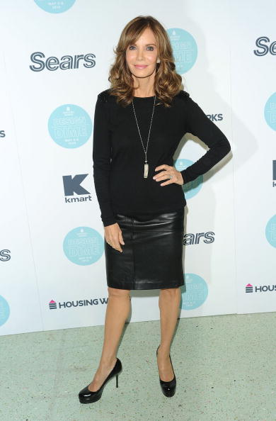 Jaclyn Smith「6th Annual Housing Works Design On A Dime Charity Shopping Event」:写真・画像(4)[壁紙.com]