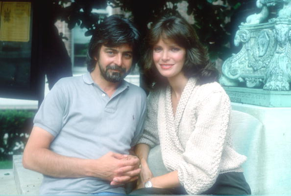 Jaclyn Smith「Jaclyn Smith And Husband Tony Richmond」:写真・画像(1)[壁紙.com]