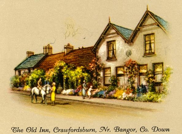 Flowerbed「The Old Inn」:写真・画像(17)[壁紙.com]